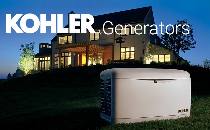 NJ Kohler Generator Distributor | General Plumbing Supply