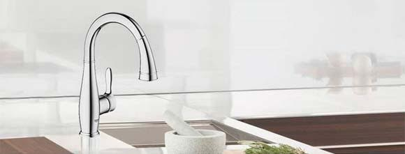 GROHE\'s NEW Kitchen Sink Faucet – Inspired by the Simplicity of ...
